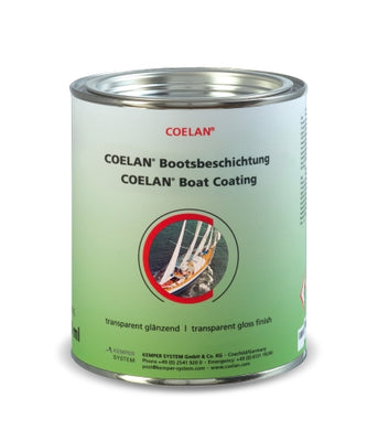 Coelan Boat Coating Gloss Varnish  375ml