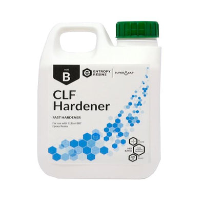ENTROPY Clear Fast Epoxy Hardener