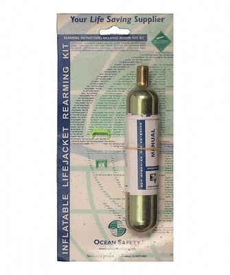 United Moulders Gas Cylinder Only - 33g