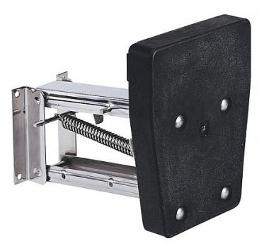 Stainless Steel Outboard Engine Mounting Bracket with Plastic Pad
