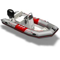 Zodiac Pro 500 RIB Neoprene Hypalon Without Trailer