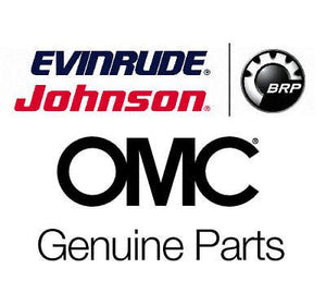 Evinrude Johnson OMC Engine Part EXHAUST MANIFOLD GASKET GM V8 03852468 3852468
