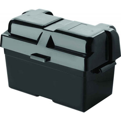 Vetus Plastic Medium Battery Box (350mm x 180mm x 195mm)  V-BATBOXM