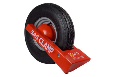SAS Trailer Wheel Clamp
