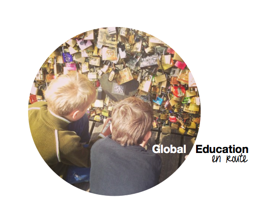 A global education on route