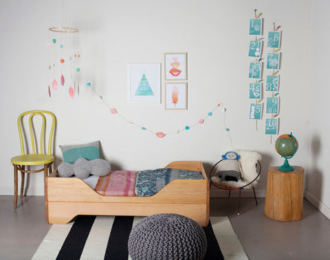Designed For Children With Limitless Imagination That Are Able To Find  Adventure Within The Walls Of Their Own Bedrooms, Our Whimsical DIY Room  Kits Are A ...