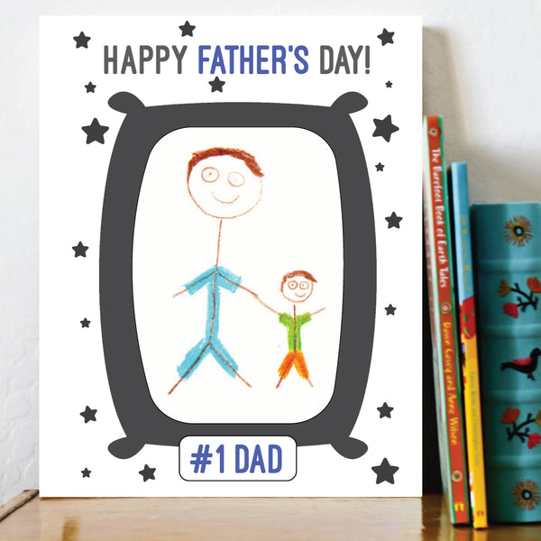 World's Best Dad!, Happy Father's Day, Father's day gift.