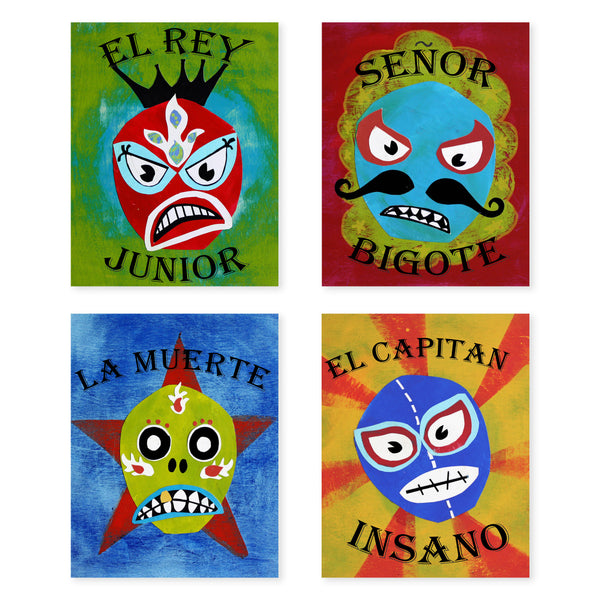 Luchador Collection
