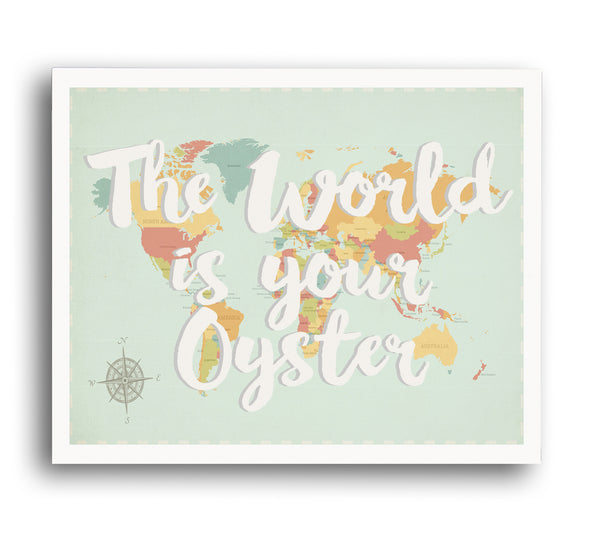 Oyster Collection Digital Download Printable