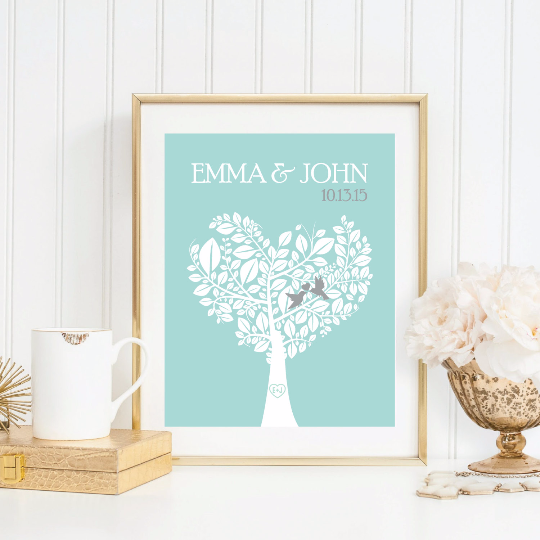 wedding gift,personalized