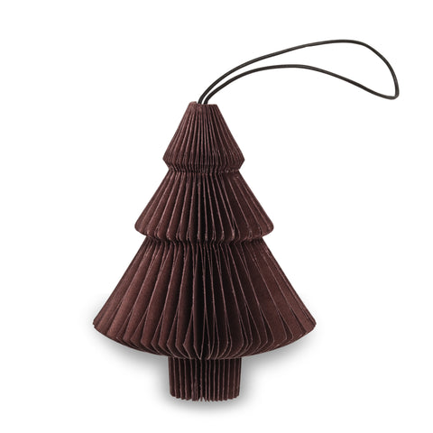 paper tree, chocolate