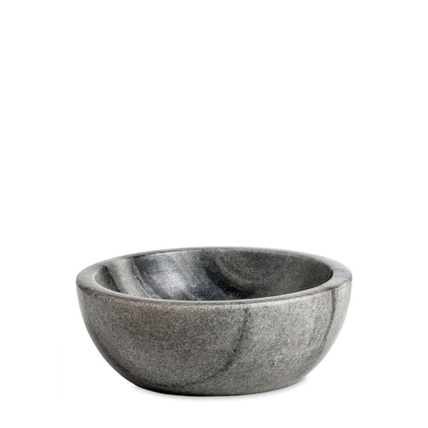 marblelous bowl, grey