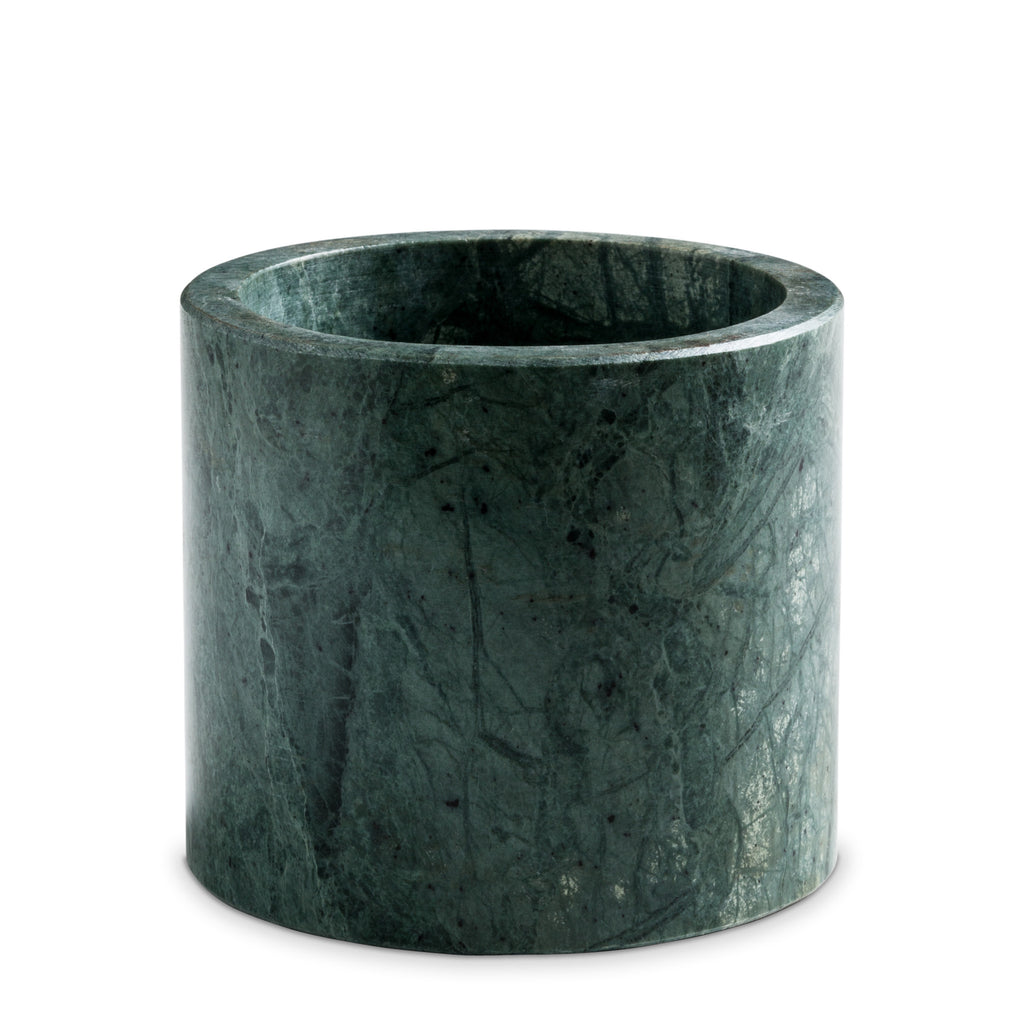 large green marble candle holder nordstjerne