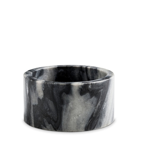 medium grey marble candle holder nordstjerne