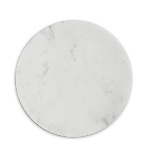 marblelous board round, white