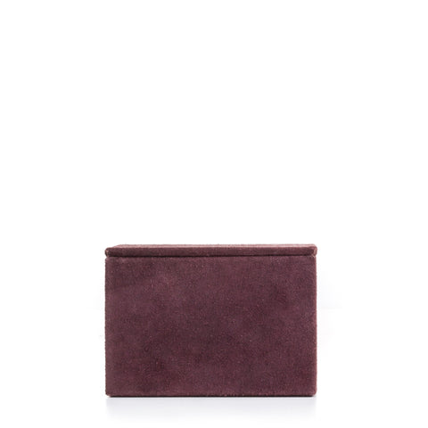 notabilia box small, aubergine