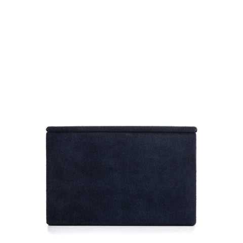 Nordstjerne medium suede box, blue