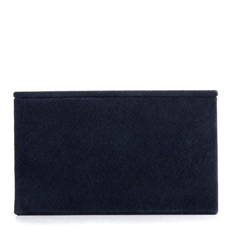Nordstjerne large suede box, blue