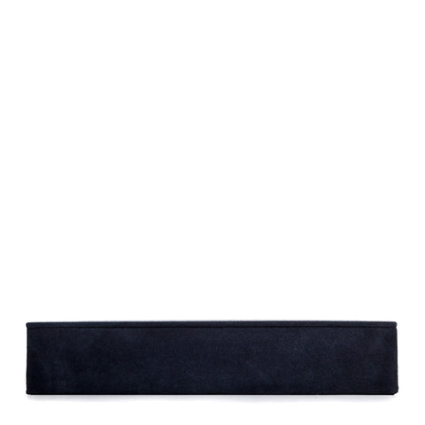 Nordstjerne rectangular suede box, blue