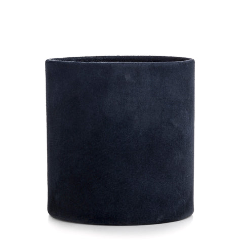 Nordstjerne suede pencil holder, blue