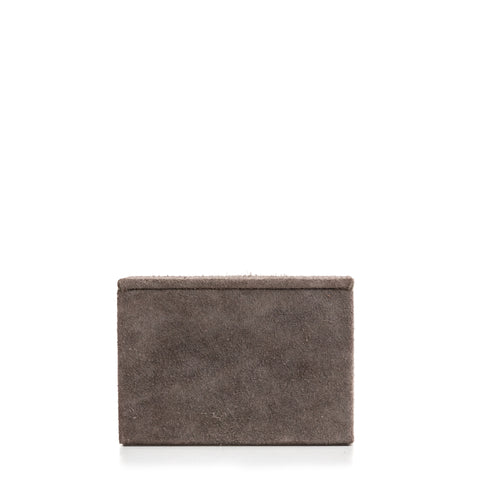 Nordstjerne suede box grey, small