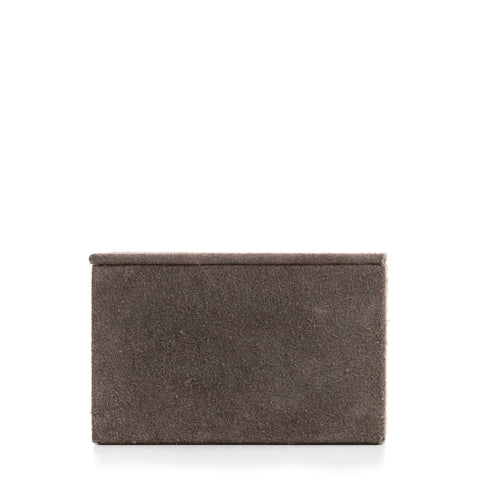 Nordstjerne suede box, grey medium