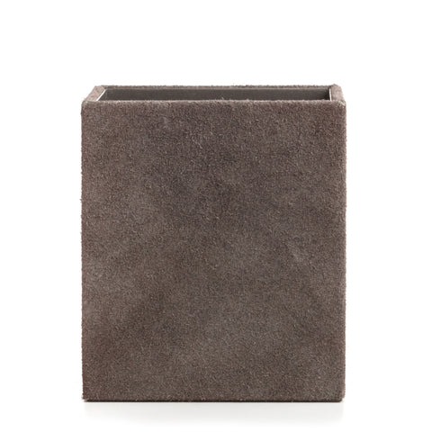 Nordstjerne suede pencil holder, grey