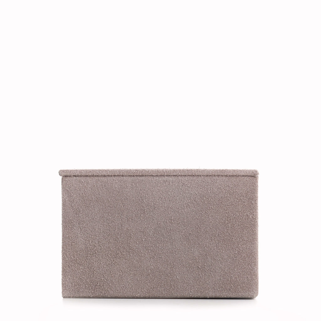 Nordstjerne medium suede box, nude