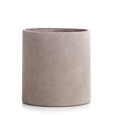 Nordstjerne suede pencil holder, nude