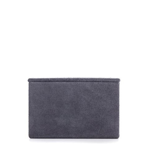 Nordstjerne medium suede box, stone grey