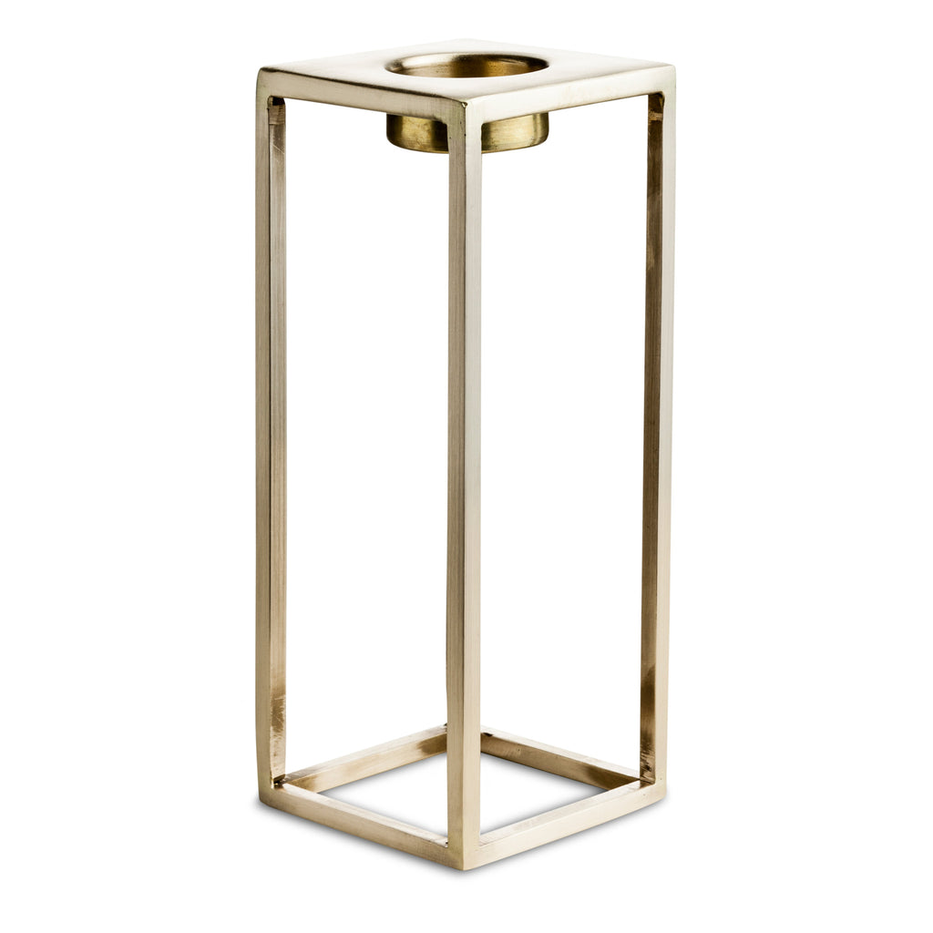nordstjerne xl matt brass t-light holder