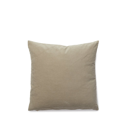 Corduroy cushion nude grey Nordstjerne