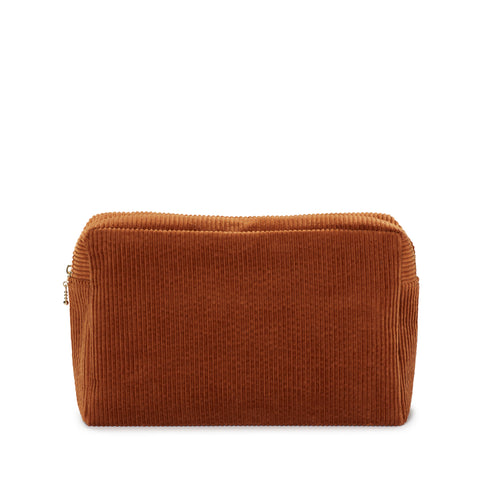 corduroy large pouch