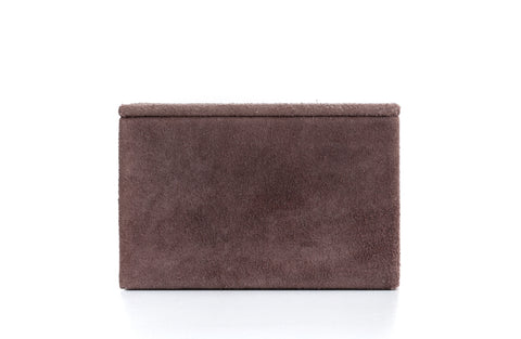 nordstjerne suede box, pale rose medium