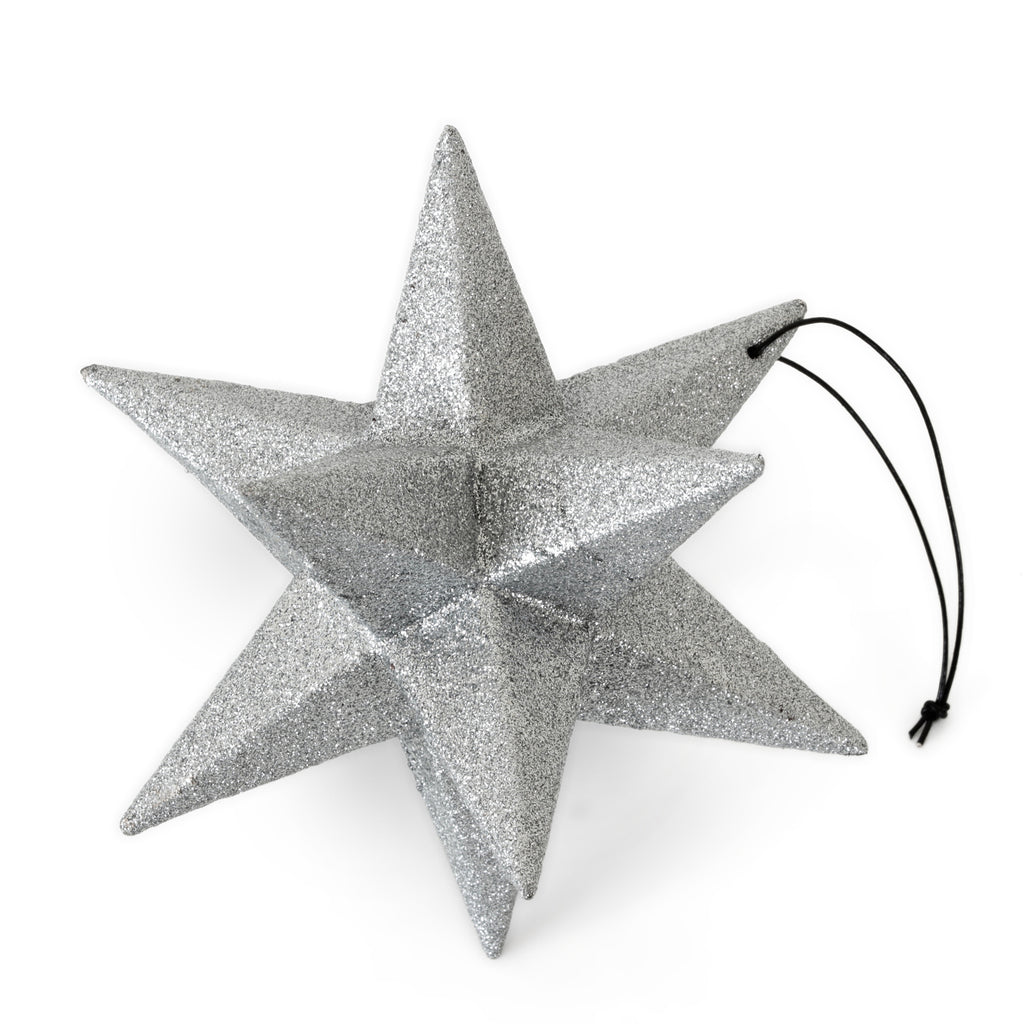 Polygon  mega star, silver