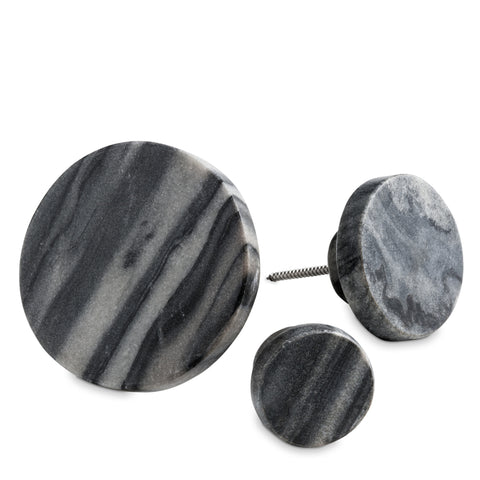 grey marble coat hook nordstjerne
