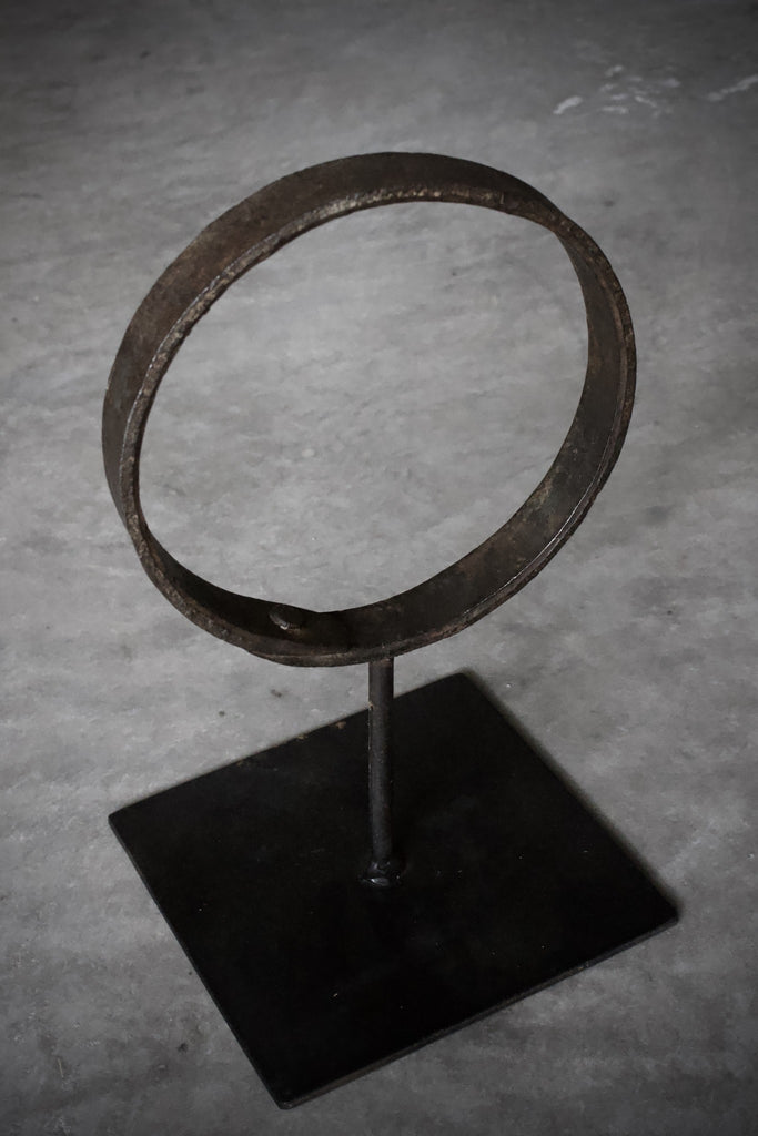 SUSTAIN Sculptural ring