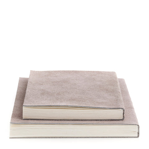 nordstjerne suede notebook nude, small