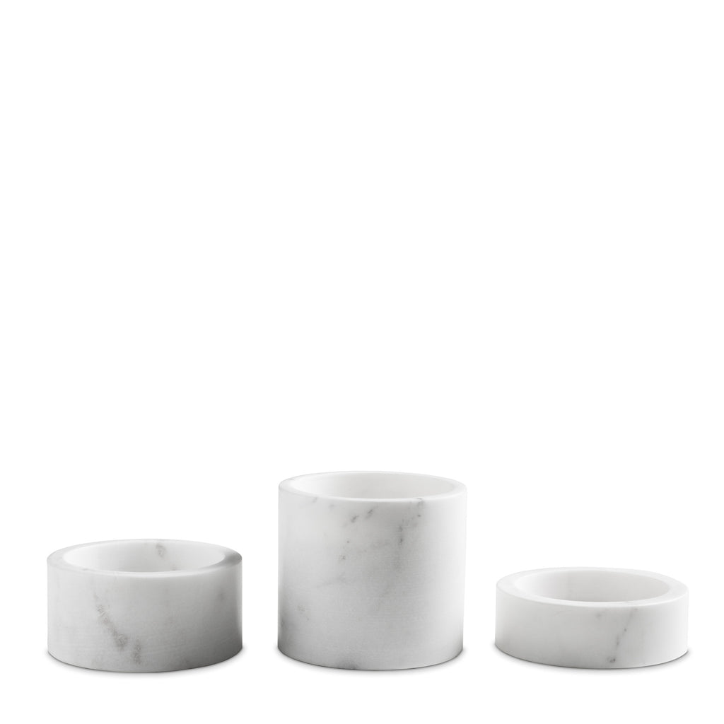 marblelous candleholder medium