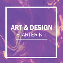 Art and Design - Course Starter Kits