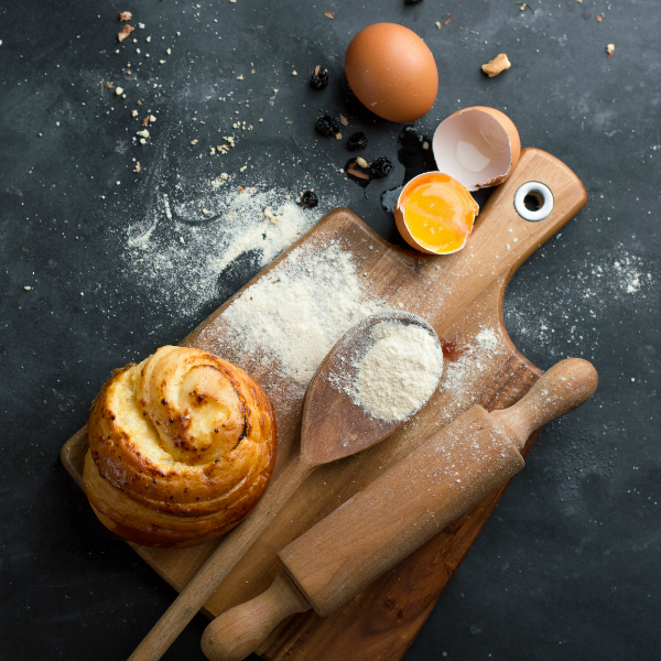 The Art of Pastries, Breads and Puddings - Cookery Course