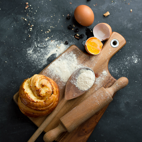 Sweet Success, The Art of Pastries, Breads and Puddings - Cookery Course
