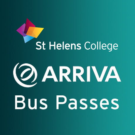 Term 1 Arriva Bus Pass for students aged 19+