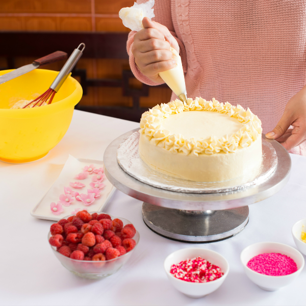 Cake Decoration Cookery Course St Helens College Online Shop