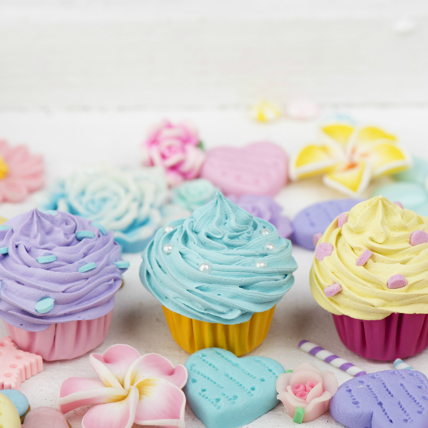 Cupcakes and Pastries - Cookery Course