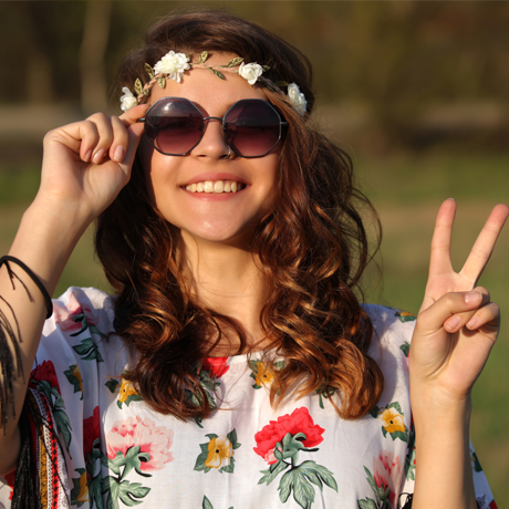 Festival Flower Crowns