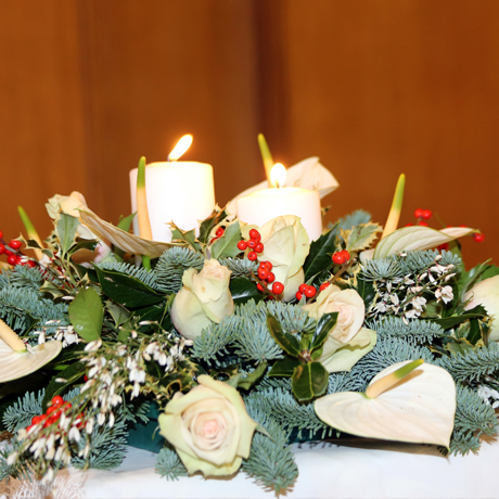Advanced Contemporary Funeral Designs - Floristry Short Course