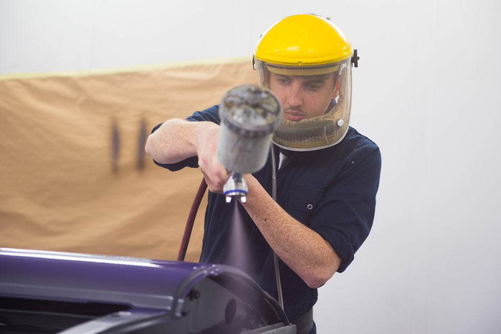 ATA Paint Accreditation Course in Vehicle Refinishing