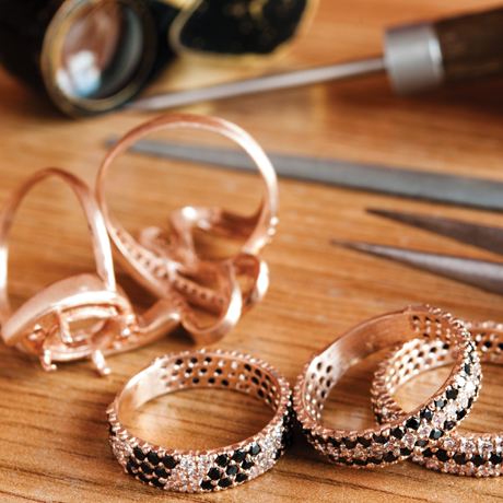 Short Course in Jewellery Making