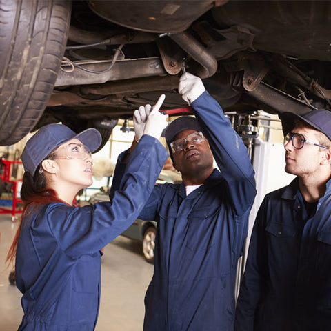IMI Level 2 Award in MOT Testing (Class 4 & 7)